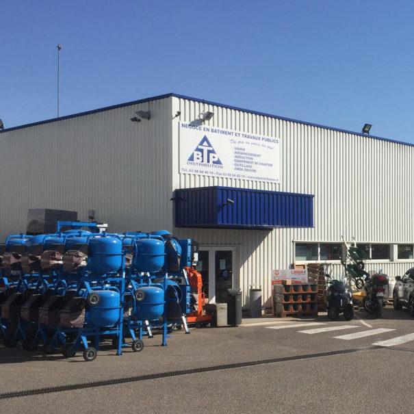 BTP Distribution Fegersheim