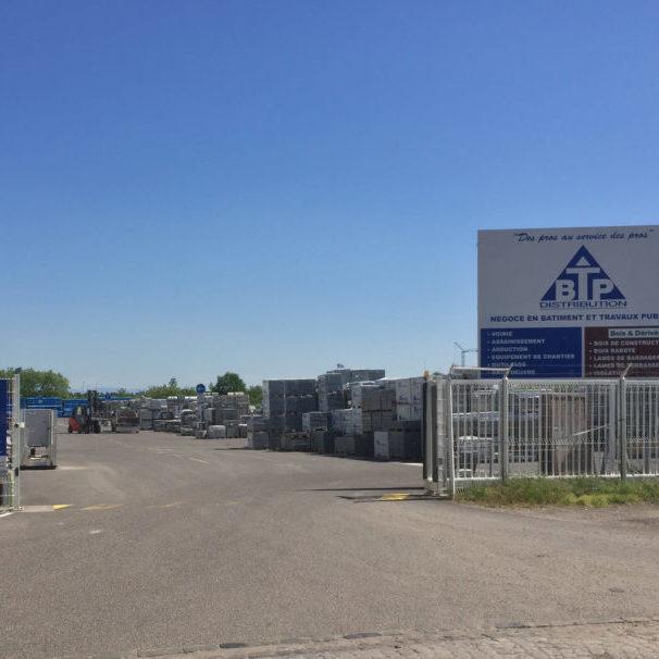 BTP Distribution Hagueneau